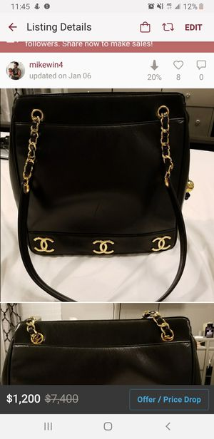 Chanel Cavier Tote Bag for Sale in San Diego, CA
