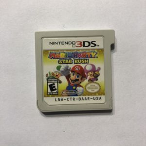 Mario Party Star Rush for Sale in Bothell, WA
