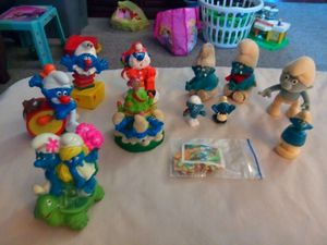 SMURFS..... must go for Sale in Columbus, OH