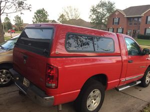 2005 Dodge Ram 1500 Shortbed Camper Top for Sale in League City, TX