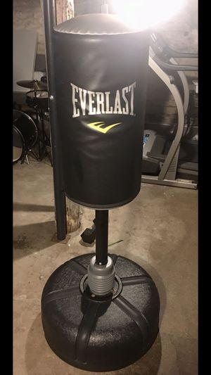 Everlast Omniflex Freestanding Punching Bag for Sale in Aurora, IL