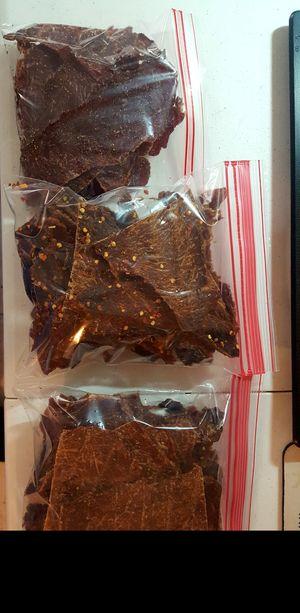 Carne seca / jerky for Sale in Pasadena, TX