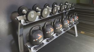 Heavy Duty Dumbbells Rack for Sale in Lake Worth, FL