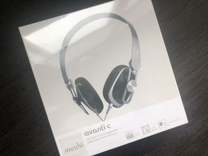 Moshi Avanti C USB-C Headphones for Sale in Portland, OR