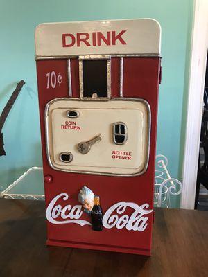 Coca Cola Vending Machine Wood Cabinet for Sale in Boynton Beach, FL