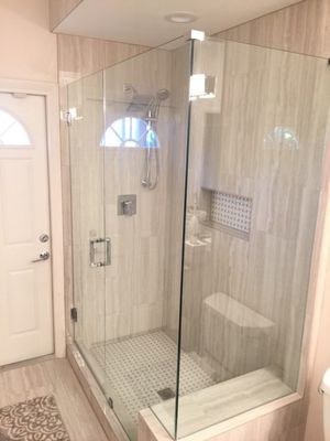Glass shower doors for Sale in Hollywood, FL