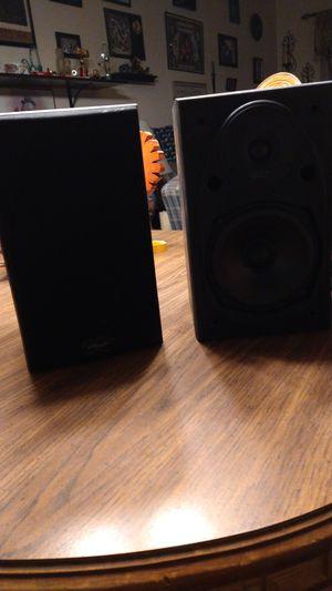 2 polk audio speakers for Sale in Williamstown, NJ