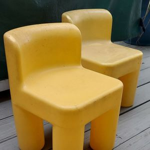 2 Toddler Chairs 2/$8 for Sale in Roswell, GA