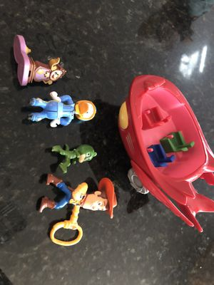 PJ masks toys and toy story and Disney for Sale in Manteca, CA