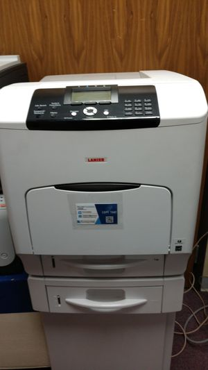 Savin CLP37dn commercial color printer. for Sale in Colorado Springs, CO