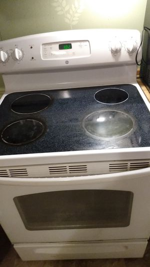 Get glass top stove for Sale in Sunbury, PA