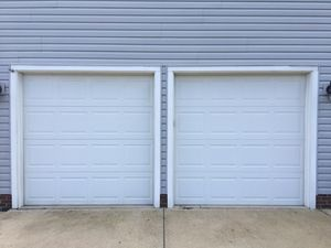 Garage Doors 8'x8' Set of 2 for Sale in Cranberry Township, PA