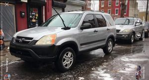 2002 Honda CRV AWD for Sale in Philadelphia, PA