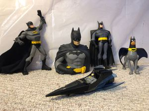 Lot of Batman figures for Sale in Groveport, OH