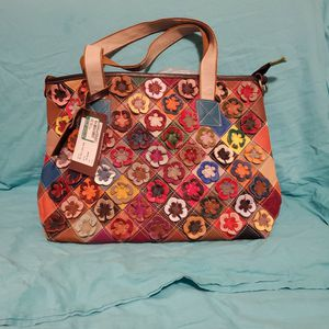 L ' ARTISTE Women's Hobo Bag. Rainbow. Size O/S for Sale in Happy Valley, OR