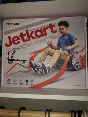 Jetson Jetkart hoverboard add-on for Sale in Moreno Valley, CA