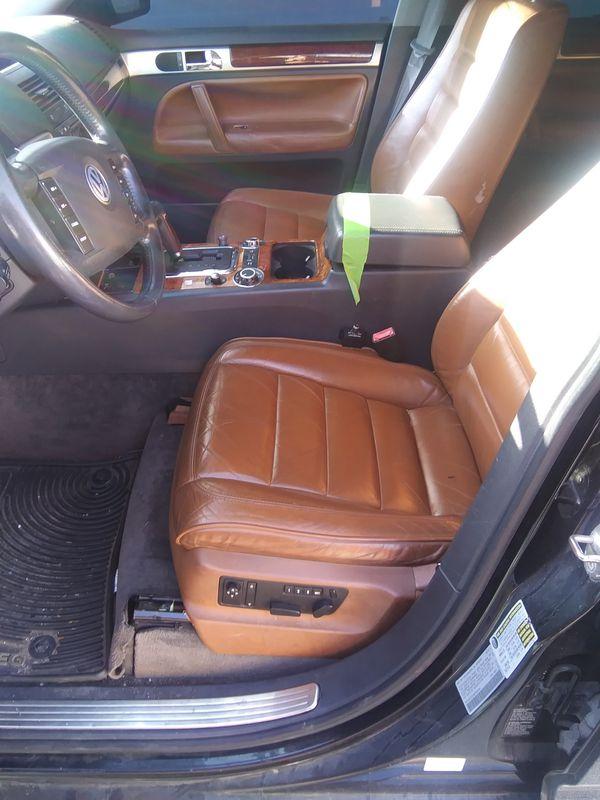 2004 tdi twin turbo V 10 VW Touareg