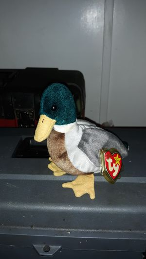 Jake the duck ty beanie babie for Sale in League City, TX