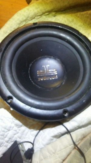 "10"" Polk Audio Subwoofer for Sale in Houston, TX"
