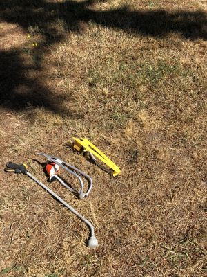 Sprinklers and garden nozzle for Sale in Renton, WA