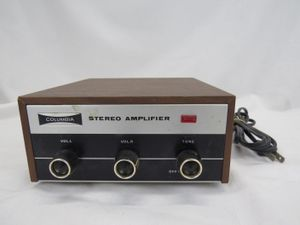 VTG Columbia 2734 Stereo Amplifier - Parts or Repair for Sale in Spring Lake, NJ