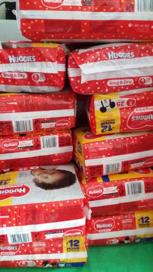 Diapers for Sale in Haines City, FL