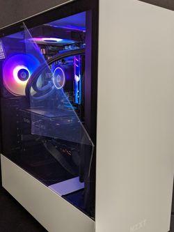 New Gaming PC RTX 3060 Intel I7 10700K 16GB DDR4 1TB NVMe SSD 750W PSU Desktop Computer RTX3060 for Sale in Los Angeles,  CA