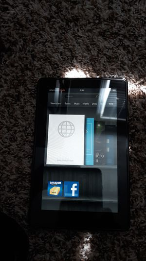 Kindle fire from amazon for Sale in Indianapolis, IN