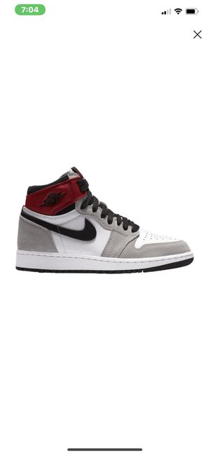Jordan 1 smoke grey for Sale in Meriden, CT