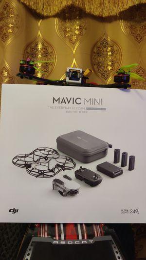 Dji mavic mini and fpv drone for Sale in Dearborn, MI