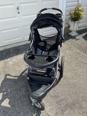 Jogging stroller baby trend for Sale in Monroeville, NJ