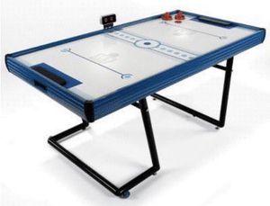 Gamenamics Air Hockey Table Easy Storage Foldable for Sale in La Plata, MD