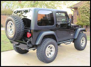 2004 Jeep Wrangler RubiconExcellent Condition for Sale in Grand Rapids, MI