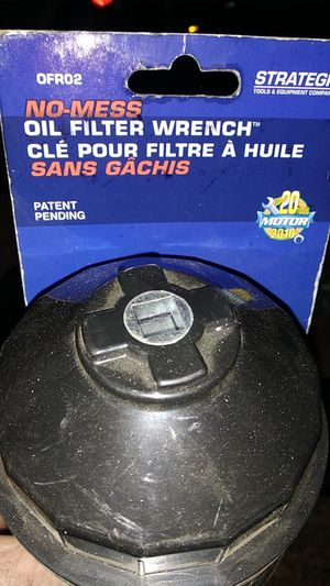 Oil filter wrench for Sale in Fresno, CA