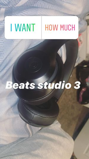 Beats studio 3 brand new for Sale in Cleveland Heights, OH