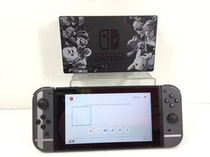 Nintendo Switch Super Smash Bros. Special Limited Edition Themed Console for Sale in Auburn, WA