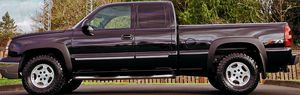 CHEVY SILVERADO WITH FAST AND RELIABLE ENGINE for Sale in Pittsburgh, PA