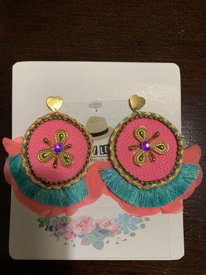 Colombian handmade earrings for Sale in Miami, FL