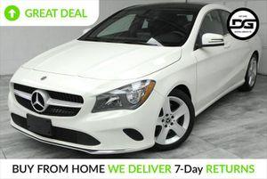 2018 Mercedes-Benz Cla for Sale in North Brunswick, NJ