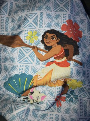 Disney store dress Moana size 5/6 for Sale in Hanover Park, IL