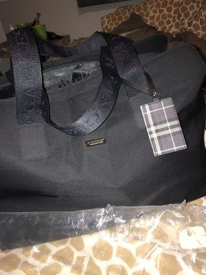 Burberry fragrance overnight bag for Sale in Douglasville, GA