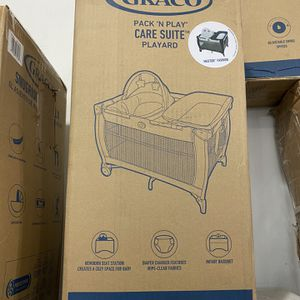 GRACO Pack'N'Play Care Suite Playard New!!! $79.99!!! for Sale in City of Industry, CA