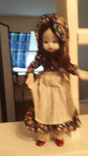 Chinese Doll porcelain paint by hand for Sale in Fort Lauderdale, FL
