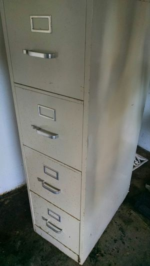 File cabinet for Sale in Roseville, MI