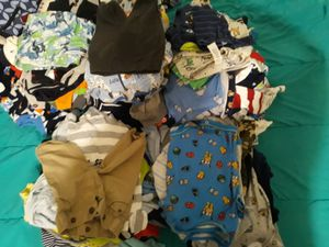 Baby boys clothes lot for Sale in Norfolk, VA