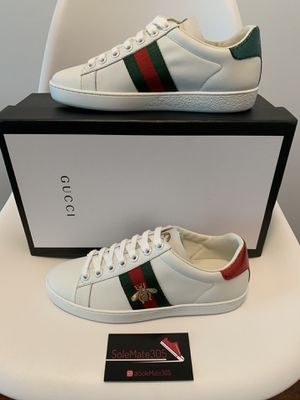 Gucci Embroidered Bee Sneakers size Eur 36 DS for Sale in Miami, FL