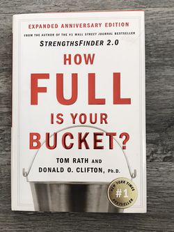 How Full Is Your Bucket for Sale in Lewisville,  TX