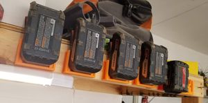 Power tool battery mounts for Sale in Hazelwood, MO