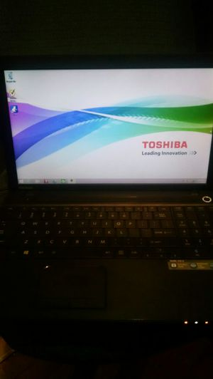 Toshiba Satellite c-55 laptop for Sale in Valley View, OH