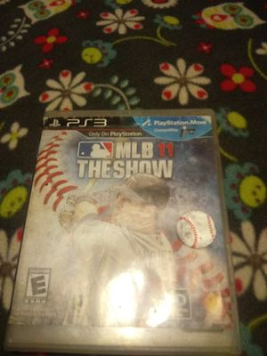 MLB THE SHOW game ps3 for Sale in Nipomo, CA